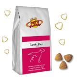 LAMB & RICE Crocchette per Cani - Alimento ipoallergenico 12 kg scorta per Cani di taglia media
