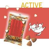 ACTIVE Crocchette per Cani - Single Pack. In viaggio, in borsa, sempre con te!