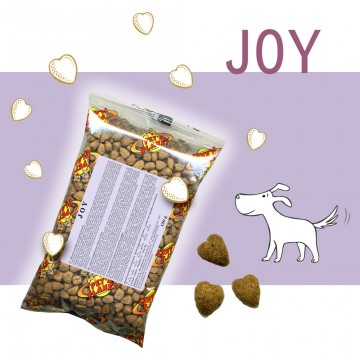 Joy Crocchette per Cani - Single Pack. In viaggio, in borsa, sempre con te!