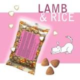 LAMB & RICE Crocchette per Cani - Single Pack. In viaggio, in borsa, sempre con te!