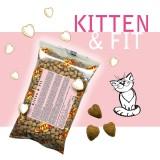 Kitten & Fit Croquettes Single Pack. En voyage, dans le sac, toujours avec soi!