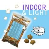 Indoor & Light Croquettes Single Pack. En voyage, dans le sac, toujours avec soi!