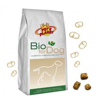 BIO for DOG Crocchette Biologiche per Cani.