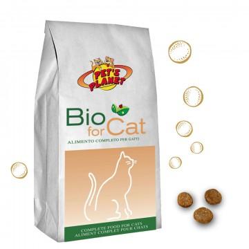 BIO for CAT croquettes BIO pour Chats.