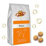TIMMY Croquettes pour Chiens - Aliment 4 kg toujours frais pour chiens de petite taille