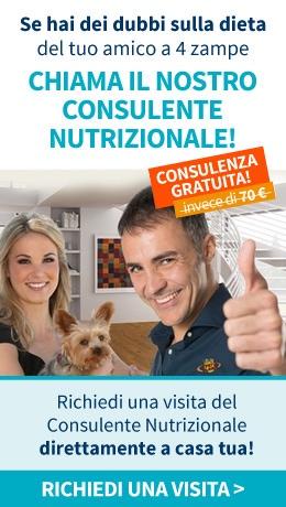 Consulente nutrizionale gratis direttamente a casa tua!