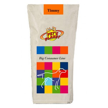 Timmy - Aliment essentiel pour chiens - Conditionnement 20 Kg