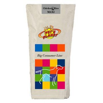 Chicken & Rice MAXI Crocchette per Cani con ingredienti utili alla salute delle articolazioni - confez. 20kg