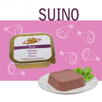 Paté Suino. Carne ancora più tenera e magra