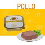 Paté 100% Pollo per Cani e Gatti - Alimento Complementare - semplice e delicato – Linea Elements