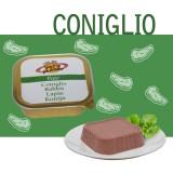 Pâté 100% Lapin pour Chiens at Chats - Aliment Complémentaire pour les palais les plus délicats – Ligne Eléments