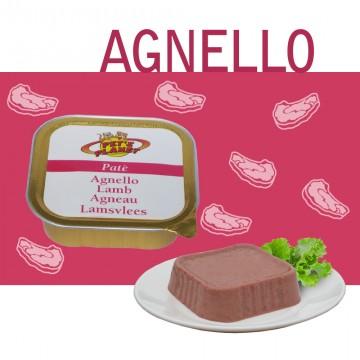 Paté Agnello . Gusto deciso