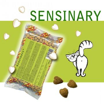 Sensinary® Croccantini per Gatti - Single Pack - anche per gatti con sensibilità digestiva, renale ed urinaria.