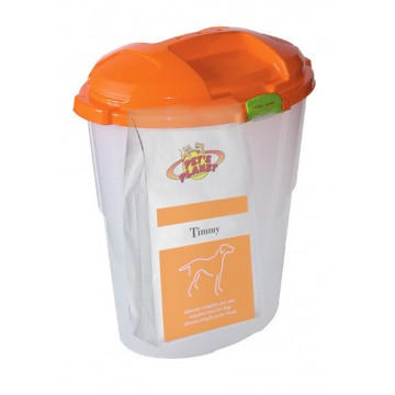 Timmy Crocchette - Alimento essenziale per Cani, con Contenitore salvafreschezza maxi - confez. 12kg