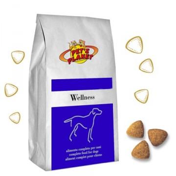 Wellness Crocchette - Alimento sempre fresco per Cani - Formula benessere - confez. 4kg