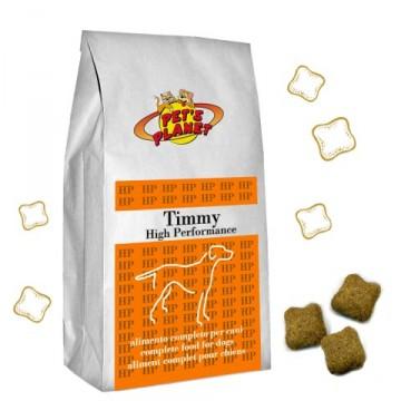 Timmy High Performance Crocchette - Alimento energia essenziale per Cani - confez. 12kg