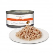 Filets de POULET au naturel pour chats, 85 g