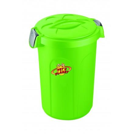 Container protège fraîcheur moyen - pour maintenir les croquettes toujours fraîches - Adapté aux conditionnement mini et médium