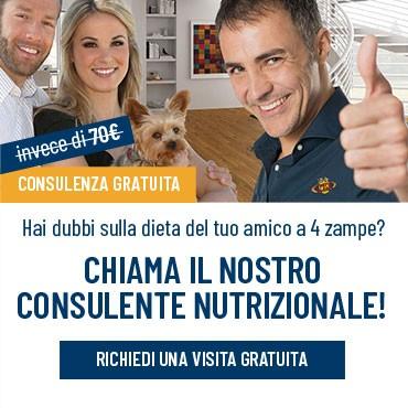 Chiama il nostro consulente nutrizionale!