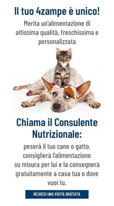 Chiama il nostro consulente nutrizionale