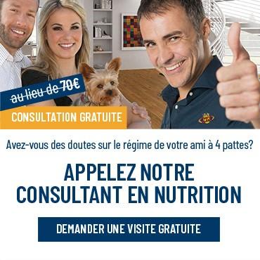 Appelez notre consultant en nutrition